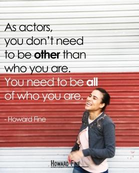 Howard Fine Acting Studio